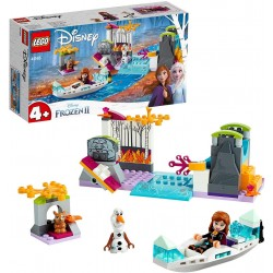 LEGO - Disney - Anna's Canoe Expedition