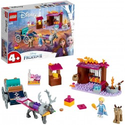 LEGO - Disney - Elsa's Wagon Adventure
