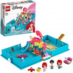 LEGO 43176 - Disney - Ariel's Storybook Adventures
