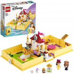LEGO 43177 - Disney - Belle's Storybook Adventures