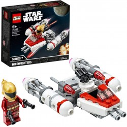 LEGO 75263 - Star Wars - Microfighter Y-wing™ de la Résistance