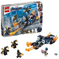 LEGO 76123 - Marvel - Captain America: Outriders Attack