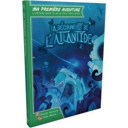 La Découverte de l'Atlantide- Ma première Aventure