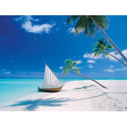 Clementoni 39256 - Maldive Islands