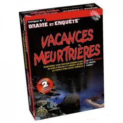 Drame et enquête - Vacances meurtrières - Gladius