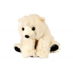 Wild Republic 10914 - Baby Polar Bear Stuffed Animal - 12""