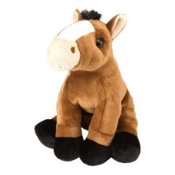 Wild Republic 10933 - Cheval - Peluche 12""