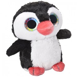 Wild Republic 19052 - Licorice Pingouin - Peluche 5""