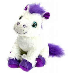 Wild Republic 14954 - Poney - Peluche 12""