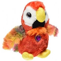 Wild Republic 11754 - Ara multicolore - Peluche 8""