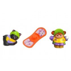 Fisher-Price P8717 - Ensemble de figurines Little People