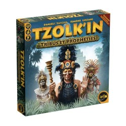 Tzolk'in - Extension: Tribus et prophéties - Iello