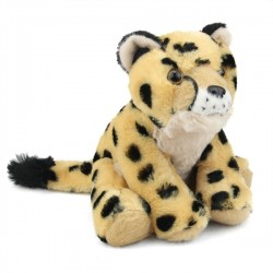 Wild Republic 10833 - Cheetah Stuffed Animal - 8""