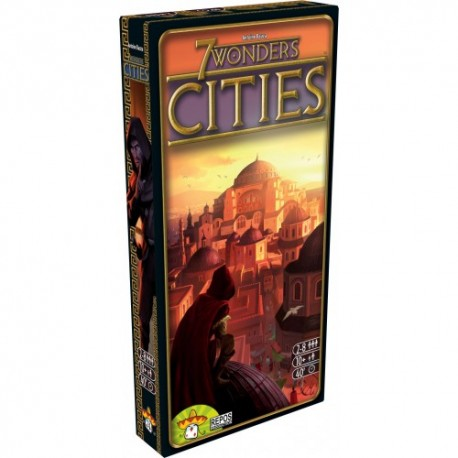 7 Wonders - Extension: Cities - Repos production