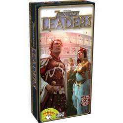 7 Wonders - Extension: Leaders - Repos production