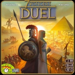 7 Wonders - Duel - Repos production