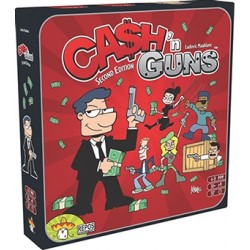 Cash'n Guns - Second Edition - Repos production