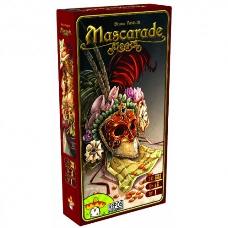 Mascarade - Repos production