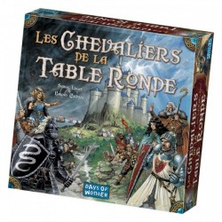 Les Chevaliers de la Table Ronde - Days of Wonder