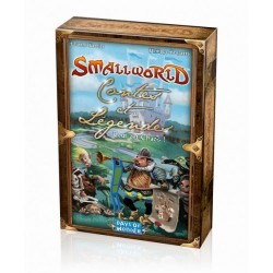 Smallworld - Extension: Contes et Légendes - Days of Wonder