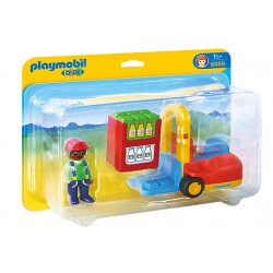Playmobil 6959 - Chariot élévateur
