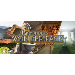 7 Wonders - Extension: Wonder Pack - Repos production