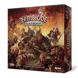 Zombicide - Black Plague - Edge®