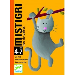 Mistigri - Djeco DJ05105