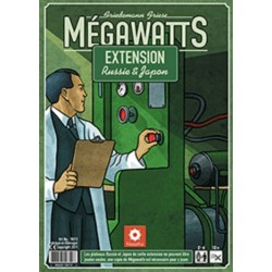Mégawatts - Extension: Russie et Japon