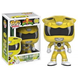 Funko Pop! 362 - Mighty Morphin - Power Rangers - Yellow Ranger