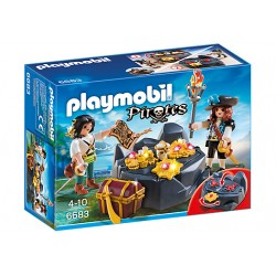 Playmobil® 6683 - Pirates et trésor royal