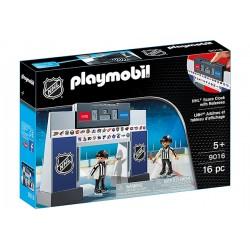 Playmobil® 9016 - LNH® Arbitres et tableau d'affichage