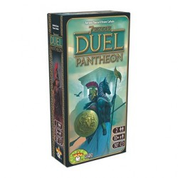 7 Wonders - Extension - Duel - Pantheon - Repos production