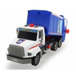 Dickie Toys® 6002A - Air pump Camion à ordures