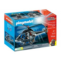 Playmobil® 5675 - Tactical Unit Copter