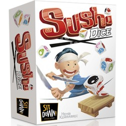 Sushi Dice - Sit Down!