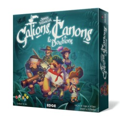 Galions, Canons & Doublons - Edge®