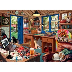 Ravensburger 19650 - The Man Cave