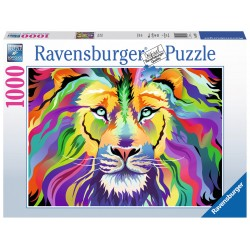Ravensburger 19721 - King of Technicolor