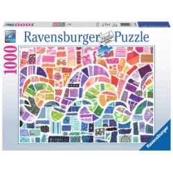 Ravensburger 19728 - Vague mosaic