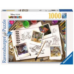 Ravensburger 19603 - Sketches