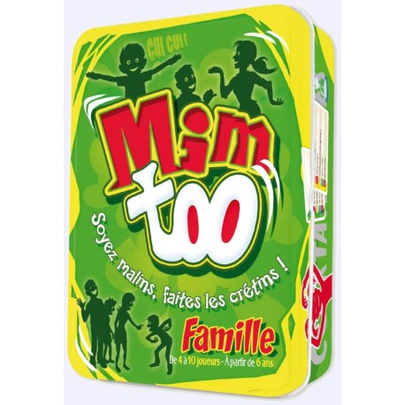 Mimtoo - famille - Cocktail Games