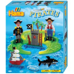 Hama® 3229 - Les Pirates
