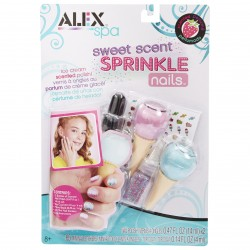 Alex® Spa 62110 - Sweet Scent Sprinkle Nails