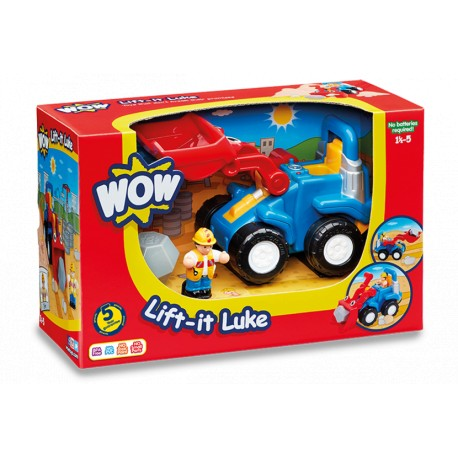 WOW® 01026 - Luke le champion du levage