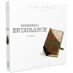 T.I.M.E Stories - Extension - Expedition: Endurance - Space Cowboys