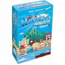 Minivilles - Extention 1 - Marina - MGA