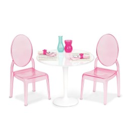 Our Generation ™ 37268 - Table and Chairs Set for 2