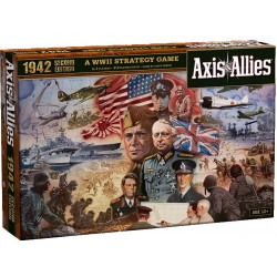 Axis & Allies - 1942 second edition - Avalon Hill