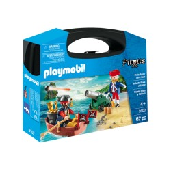 Playmobil® 9102 - Valisette Pirate et soldat